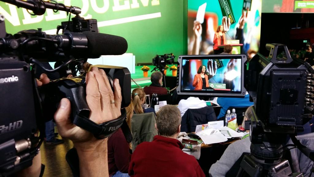 Livestream auf der Bundesdelegiertenkonferenz